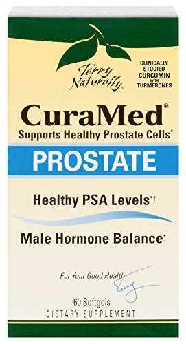 Terry Naturally CuraMed Prostate – 60 Softgels For Sale