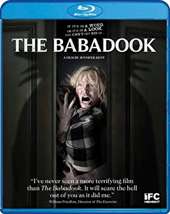 The Babadook directed by Jennifer Kent