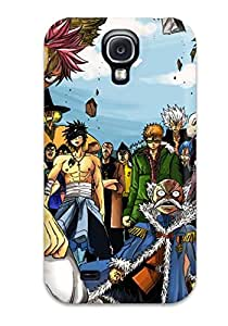 New Snap-on CaseyKBrown Skin Case Cover Compatible With Galaxy S4- Hd Fairy Tail