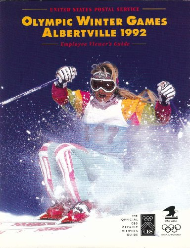 Olympic Winter Games Albertville 1992 Viewer's Guide