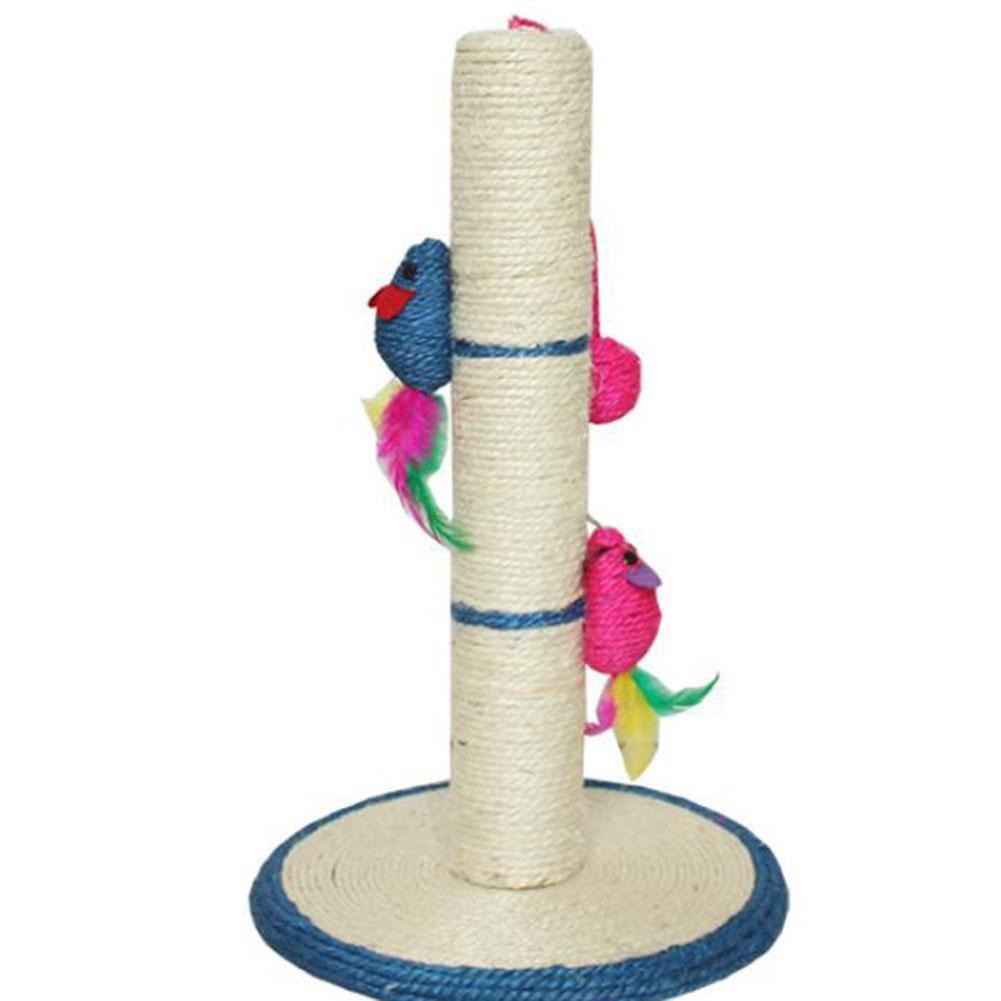 B Myyxt Cat Scratch Board Big Tree system Climbing Rack Toys Sisal Blanket Grinding Claw