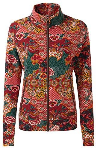 SHERPA ADVENTURE GEAR Women's Zehma Jacket ANI Tibetan Print M, ANI Tibetan Print, M