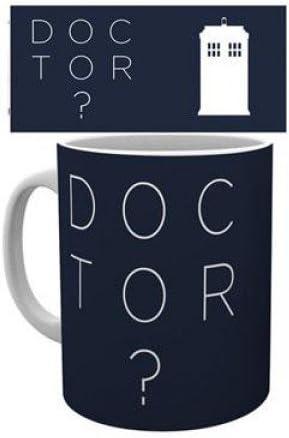 diff/érents GB Eye Doctor Who Doctor Who Type Mug