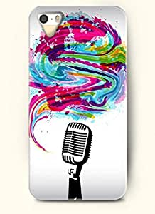 SevenArc Phone Case Design with Microphone for Apple iPhone 5 5s 5g