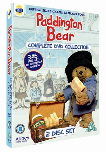 The Complete Paddington Bear [Region 2] [UK Import]