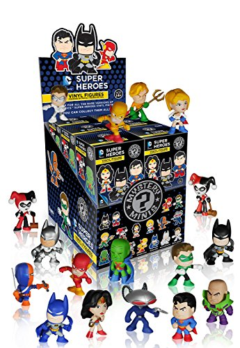 Funko 4452 DC Comics- Justice League Mini Blind Figure
