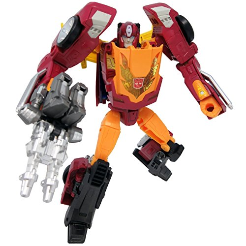 Hot Rod Rodimus Prime (Transformers Legends LG45 Targetmaster Hot Rod)
