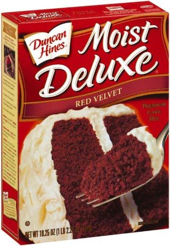 Duncan Hines Red Velvet Cake Recipe With Sour Cream