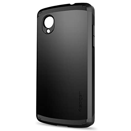 Amazon.com: Nexus 5 protector de visualización, Spigen ...