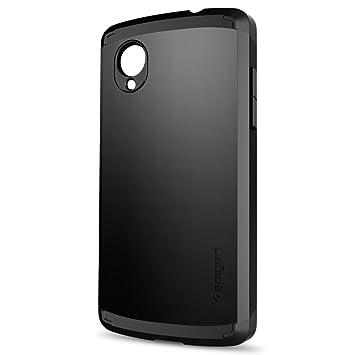 Spigen SGP10569 - Carcasa para Google Nexus 5, negro
