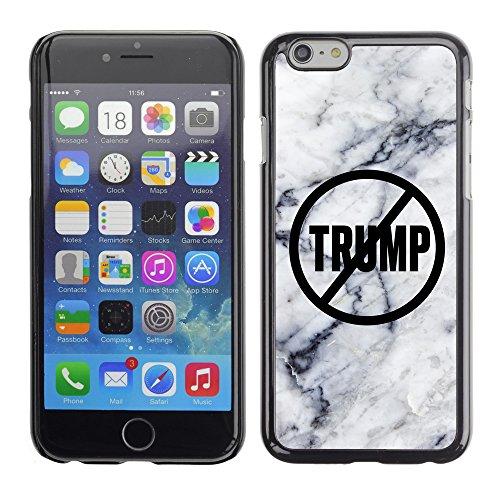 Print Motif Coque de protection Case Cover // Q04110522 Jamais trump marbre // Apple iPhone 7