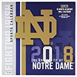 Notre Dame Fighting Irish 2018 Calendar