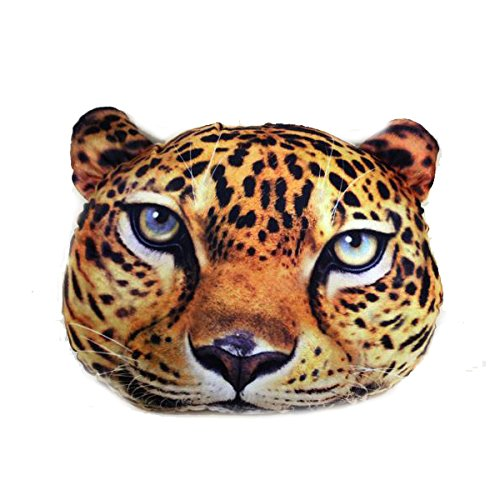 Leopard Animal Pillow Cushion Curves product image