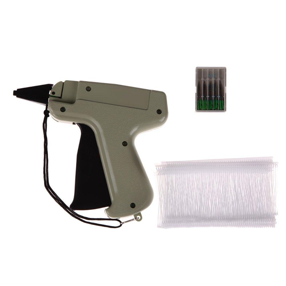 Demiawaking Pistola Sparafili per Cartellini di Abbigliamento 31000 Barbs + 5 Aghi