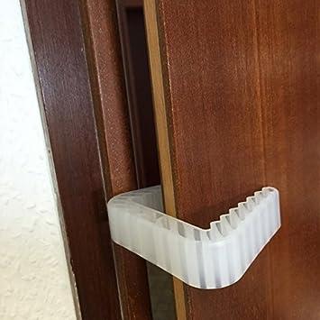 3er Set Türstopper - Verhindert das Zuschlagen von Türen ...