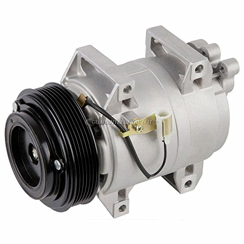 Volvo S80 A/c Compressor (New Premium Quality AC Compressor & A/C Clutch For Volvo S60 S80 V70 XC70 XC90 - BuyAutoParts 60-01493NA New)