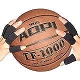 Tcplyn 10PCS Anti-Slip Sports Finger Cover Thumb Protector Sleeve Elastic Arthritis Finger Braces Sports Aid for Basketball Tennis etc