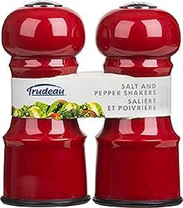 Trudeau 4-1/2-Inch Salt and Pepper Shaker