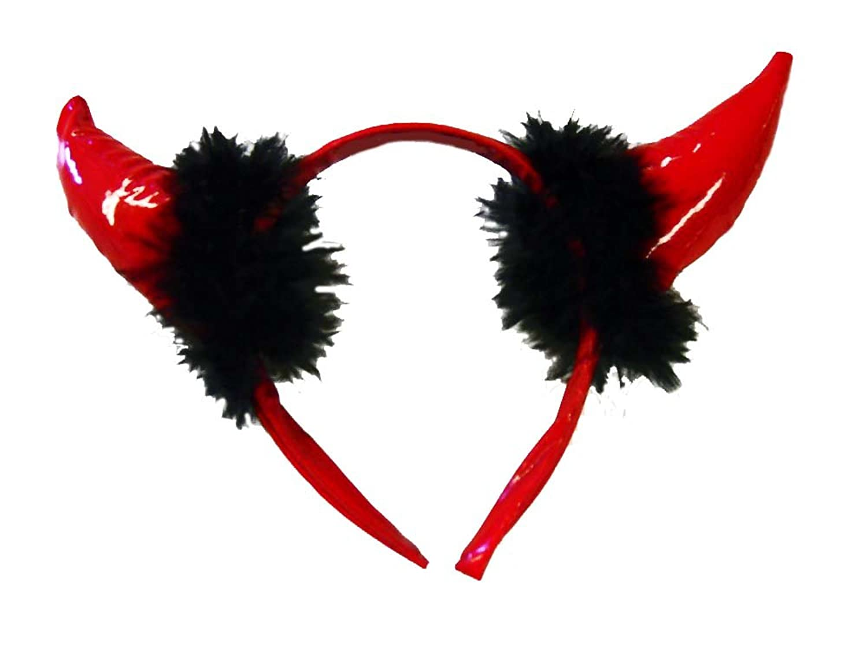 amazoncom devil horn headband clothing - Devil Horns For Halloween