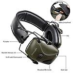 awesafe GF01L Protection auditive électronique pour les sports d'impact [Livré avec sac de transport rigide], Protège… 11