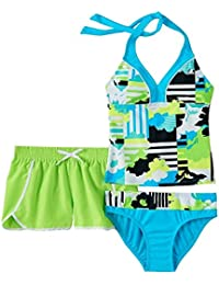 5be125baa0 Amazon.com: Big Girls (7-16) - Tankinis / Two-Pieces: Clothing ...