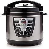 Power Pressure Cooker XL 6 Quart - Silver