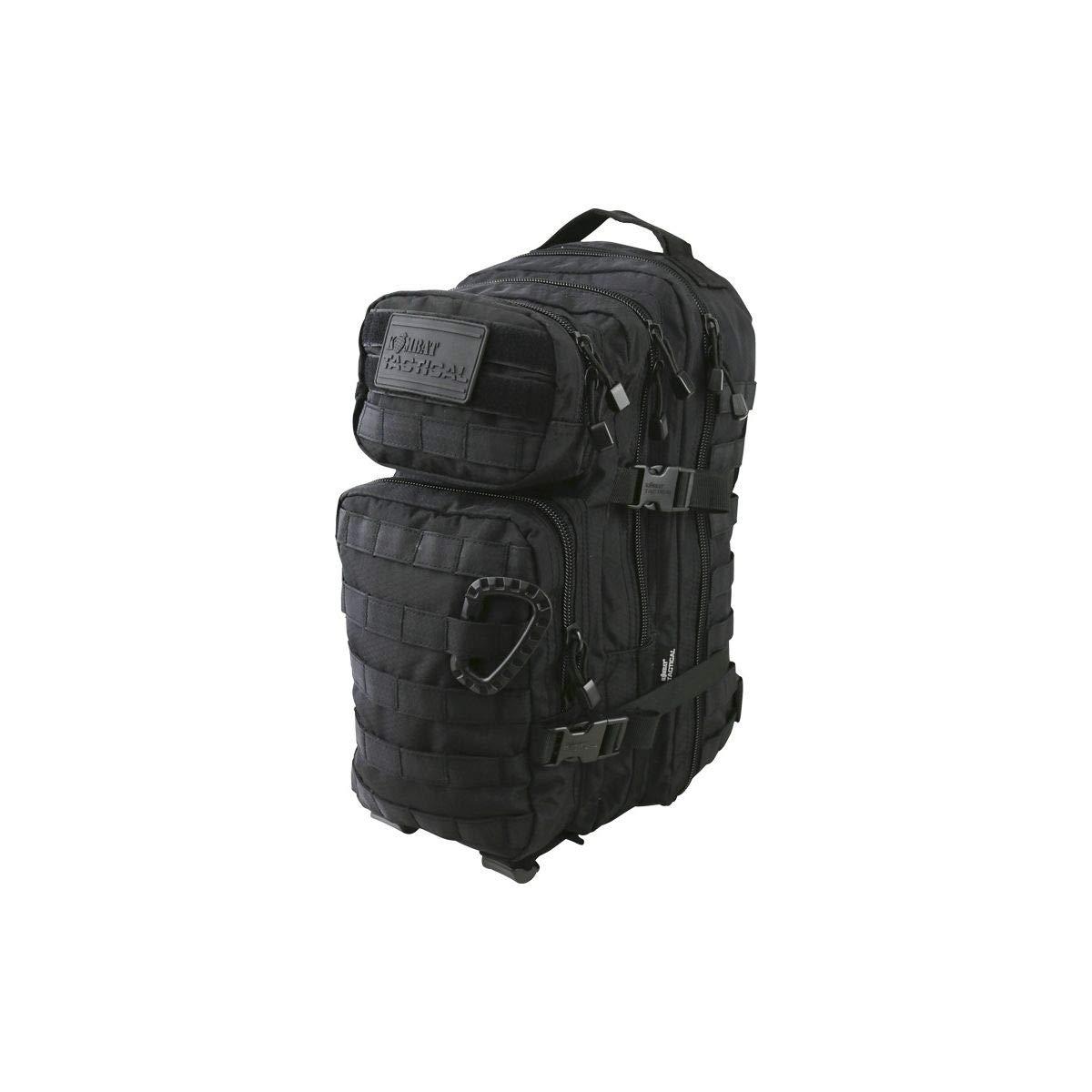 Sac /à Dos Hex-Stop 28L Noir Kombat Tactical