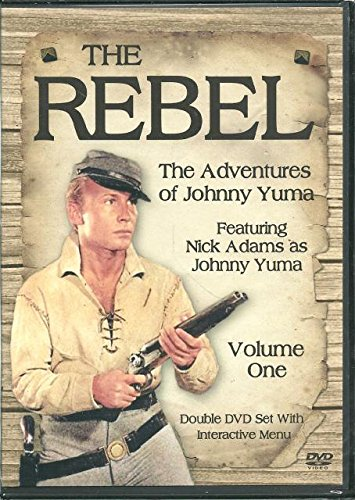 The Rebel The Adventures of Johnny Yuma Vol. 1 New DVD