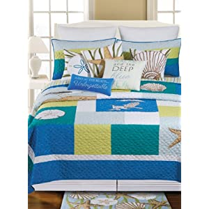 51mnBvR7IEL._SS300_ Coastal Bedding Sets & Beach Bedding Sets