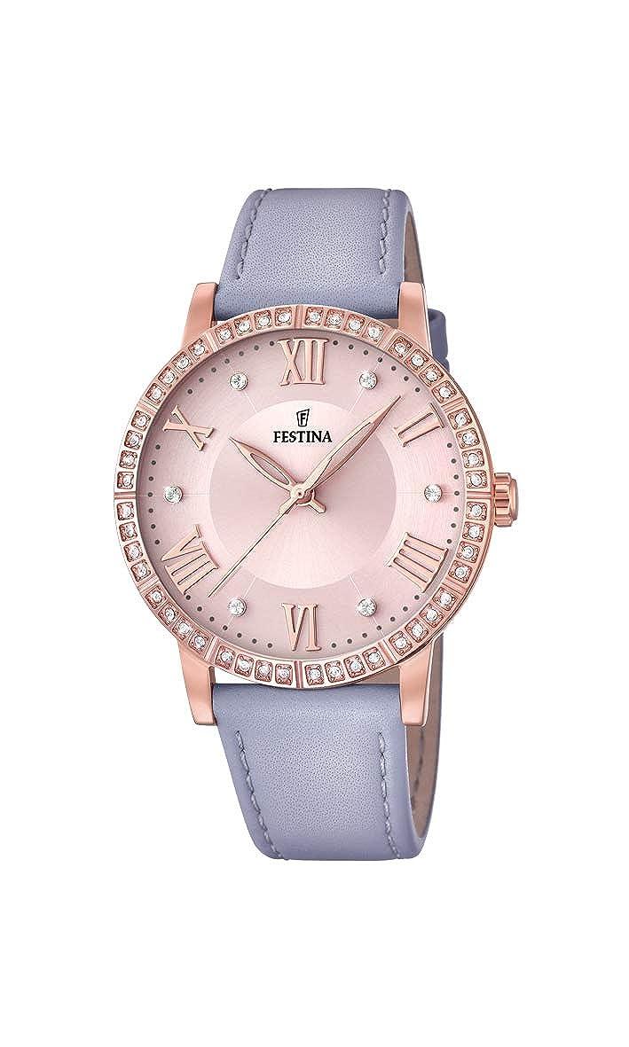 Armband Analog Damen Mit Uhr Edelstahl Quarz Festina F204141 8n0NkXPwOZ