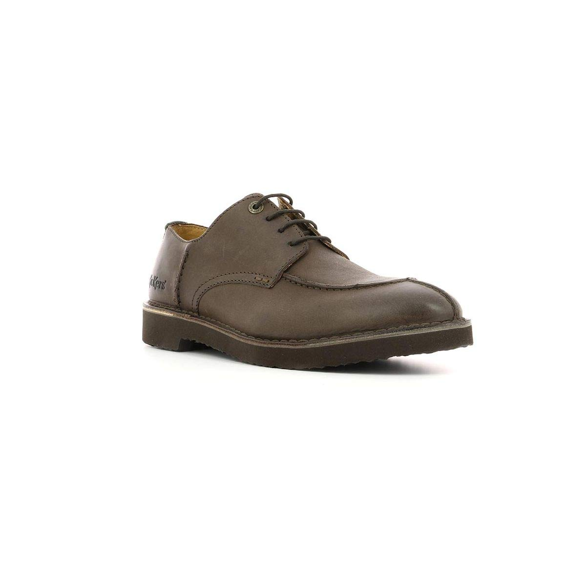 Kickers Trainer, Zapatos de Cordones Derby para Hombre