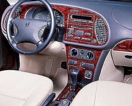 Amazon Com Saab 9 3 9 3 93 9 3 Interior Burl Wood Dash Trim