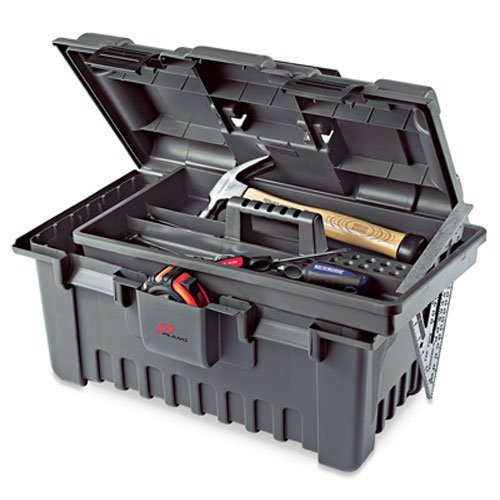 Plano Formen BAB Power Tool Box mit Tablett, graphite grau, 781-002