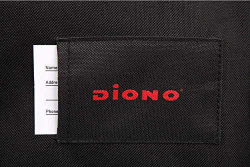 Diono Car Seat Travel Bag, for all Diono Convertibles, Black