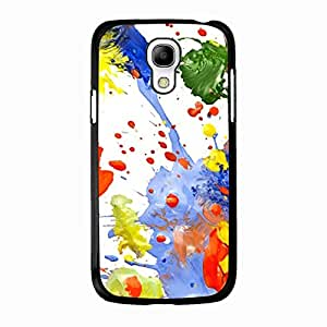 Creative Watercolor Phone Case For Samsung Galaxy S4 Mini Individual Style Case