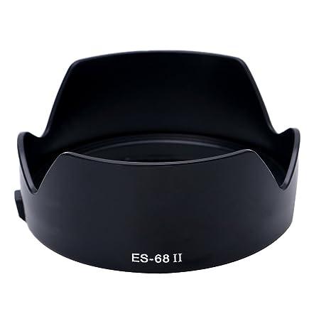 Celan ES-68 II - Parasol para Objetivo Canon EF 50 mm f/1.8 STM ...