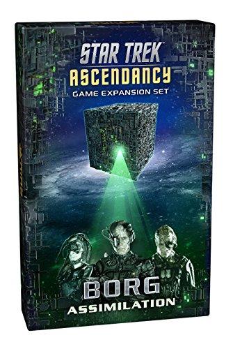 The Borg Star Trek - Gale Force 9 Star Trek Ascendancy Borg Assimilation Board Games