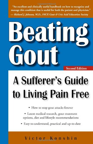 Beating Gout: A Sufferer's Guide to Living Pain Free - Malaysia Online Bookstore