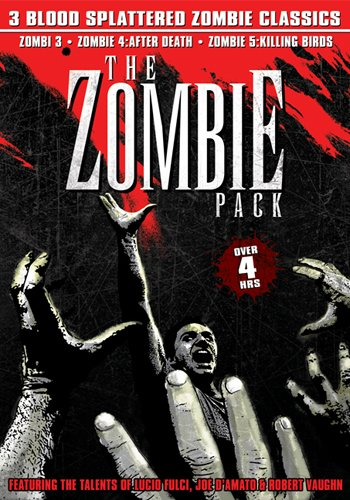 Zombie Pack - 8