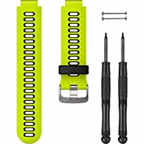Garmin Forerunner 735xt Accessory Band Fitness Tracker for Smartphone, Yellow
