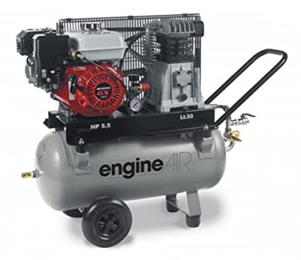 Aerotec 600-50 gasolina - gasolina compresor - 230 V