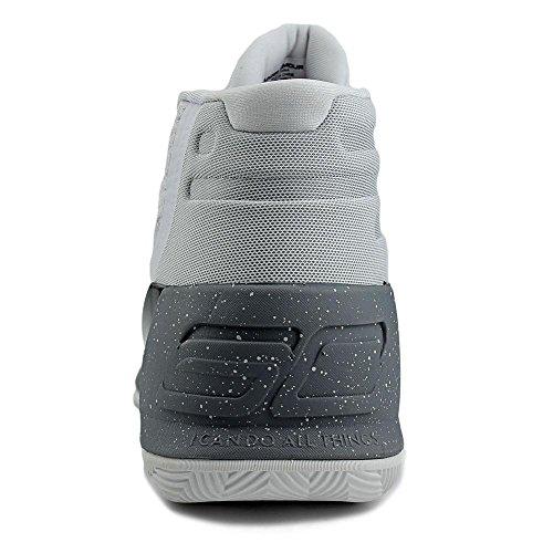 Under Armour Men's Curry 3 Basketball Shoe argent 5mjaRLq4