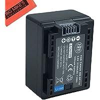 BM Premium Fully Decoded BP-718 Battery for Canon Vixia HF R70, HF R72, HF R700, HFM50, HFM52, HFM500, HFR30, HFR32, HFR300, HFR40, HFR42, HFR400, HFR50, HFR52, HFR500, HFR60, HFR62, HFR600 Camcorder + More!!!