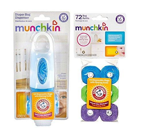 Munchkin Hammer Diaper Dispenser Refills
