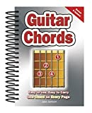 Guitar Chords: Easy-to-Use, Easy-to-Carry, One Chord on Every Page