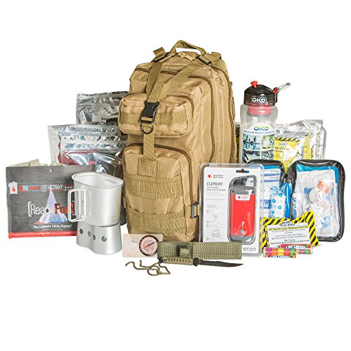 Ready Project 72 Hour Tactical Backpack Survival Kit (Best 72 Hour Backpack)