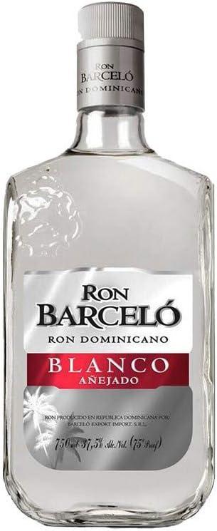 Ron - Barcelo Blanco 70 cl: Amazon.es: Alimentación y bebidas