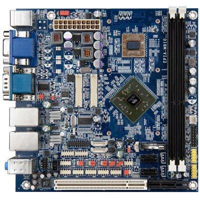 VIA Embedded EPIA-M910-16P SBC Mini-ITX VIA Nano X2 - E 1.6GHz VIA VX900 Media System Processor