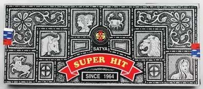 Nag Champa Superhit 100 Gram Box - incensecentral.us