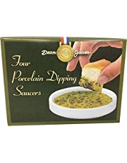 Dean Jacob's Set of 4 Bread Dipping Saucers